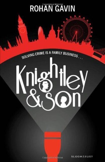 Knightley and Son - Gavin, Rohan