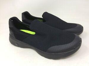 New-Men-039-s-Skechers-54155-Go-Walk-4-Expert-Sport-Walking-Loafer-Black-19M