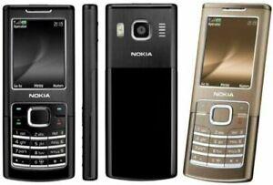 Nokia 6500 Classic Débloqué Bluetooth Caméra 2MP Téléphone portable état NEUF