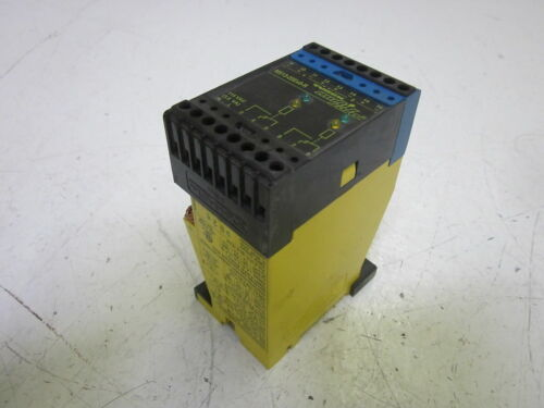 TURCK MS13-22EX0-T ISOLATING SWITCHING AMPLIFIER 115V *USED*