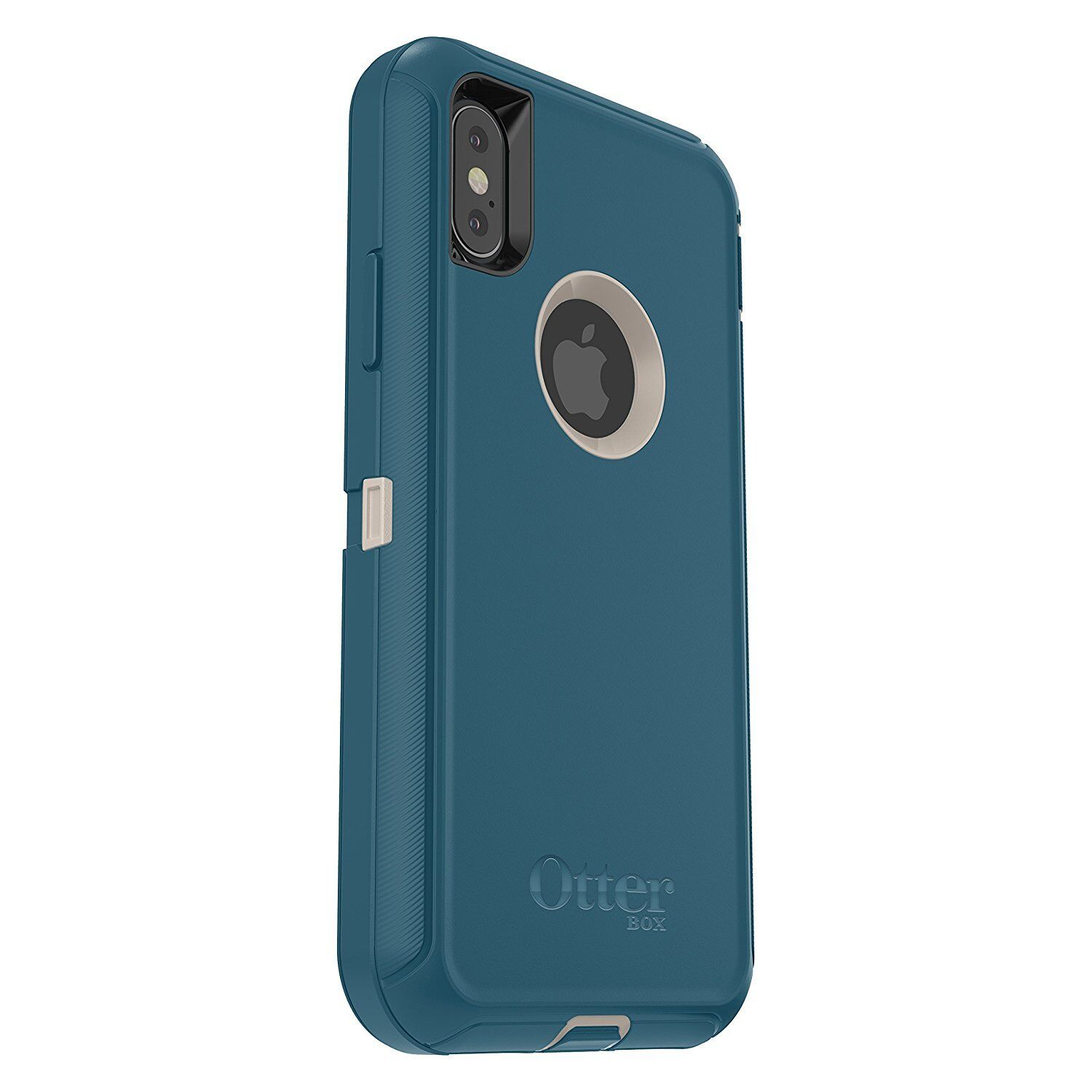 the latest 50205 56b61 OtterBox Defender Series Case for Apple iPhone X, Big Sur