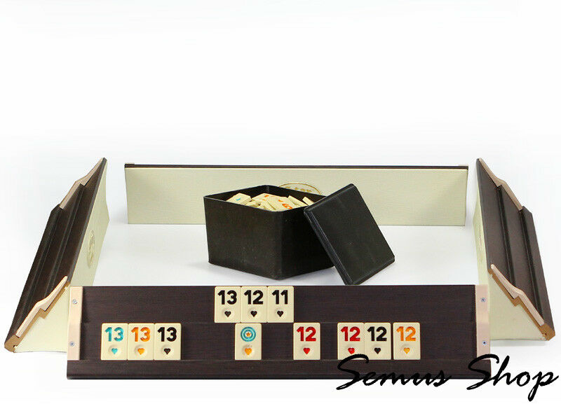 Original Star Rummy   Okey golden of Wood Plastic Plastic Plastic with Melamine Stones Takimi 46ca39