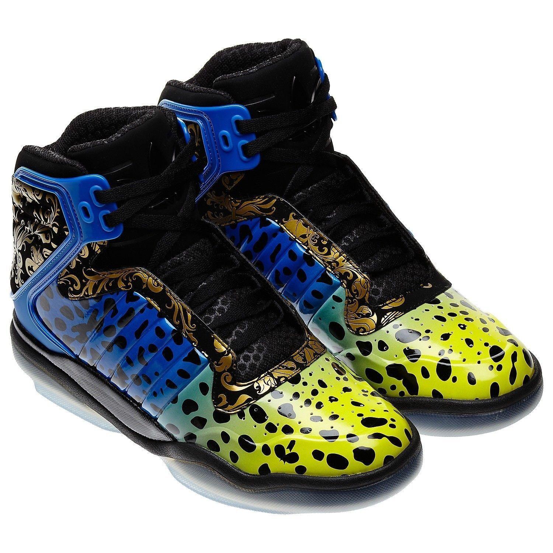 Adidas TECH STREET TS LITE ARMOUR AMR FRANKENSTEINS forum promodel Shoe~Men 13.5