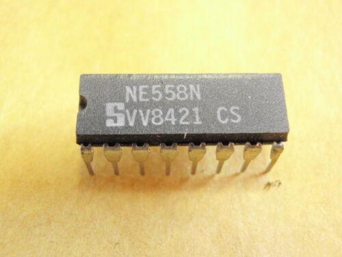 IC BAUSTEIN NE558N   ORIGINAL                 17359-128