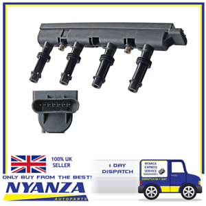 HC040-IGNITION-COIL-PACK-CHEVROLET-OPEL-VAUXHALL-ASTRA-ADAM-CORSA-7-PIN-PLUG