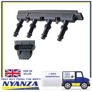 HC040-Paquete-de-bobina-de-encendido-Chevrolet-Opel-Vauxhall-Astra-Adam-Corsa-7-Pin-Enchufe