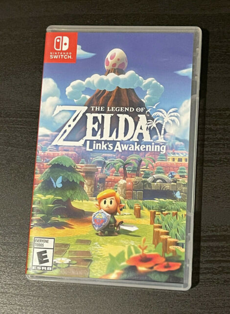 The Legend of Zelda: Link's Awakening (Nintendo Switch, 2019)