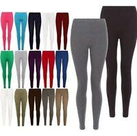 Cotton Leggings Full Length All in one Sizes