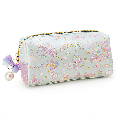 2016 Sanrio Cinnamoroll Dog Multipurpose Cosmetic Bag Wallet Purse Pouch ~ NEW