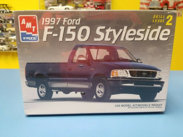 Amt 1997 Ford F150 Styleside Pickup Bagged Kit 6803 For Sale Online Ebay