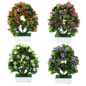 Am-BL-AF-1Pc-Artificial-Lily-Common-Callalily-Flower-Miniascape-Home-Bonsai-D