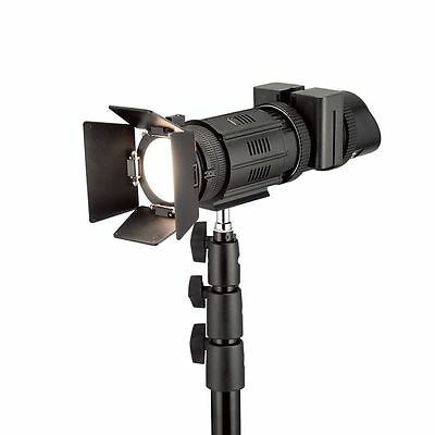 LS Professional Focusing LED Light 50W light kit for location work