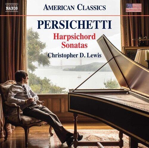 Persichetti: Harpsichord Sonatas [New CD]