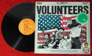 LP Jefferson Airplane: Volunteers (RCA LSP-4238) D 1969