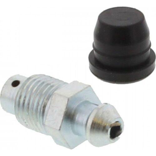 Entlüfterschraube JMP vorne entlüfterventil bleeder screw m10x1.00 mm Aprilia MX