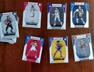 2020-2021 NBA HOOPS ROOKIE CARDS PICK YOUR CARD- ANTHONY EDWARDS TYRESE HALIB