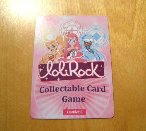 Lolirock /'Magical/' Trading cards 19 20 Gramorr Villain Baine