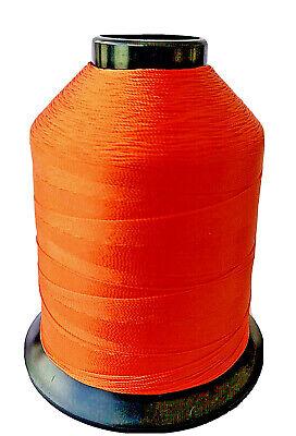Gudebrod 4 oz Spool TAN Camel #290 Nylon Rod Winding Thread Size A 4800 Yd
