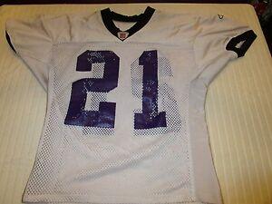 # 21 Baltimore Ravens Reebok Team Issued Player Worn Practice Jersey Size 52