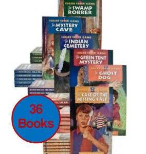 Sugar creek gang complete set by paul hutchens 36 paperback book a imagem est carregando sugar creek gang complete set by paul hutchens fandeluxe Image collections