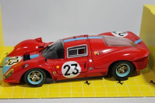 Jouef Evolución Ferrari 412P 23 Le Mans'67