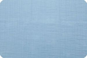 Shannon-Fabrics-Embrace-Double-Gauze-Sky-Blue-Solid-by-the-yard-amp-custom-cut