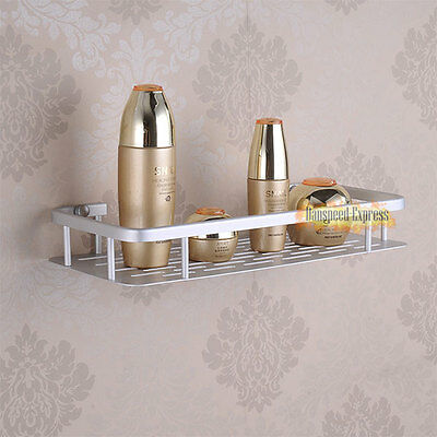 Bathroom Accessories Alumimum Towel Holder Rack Bath Hanger Wall Mounted Shelves