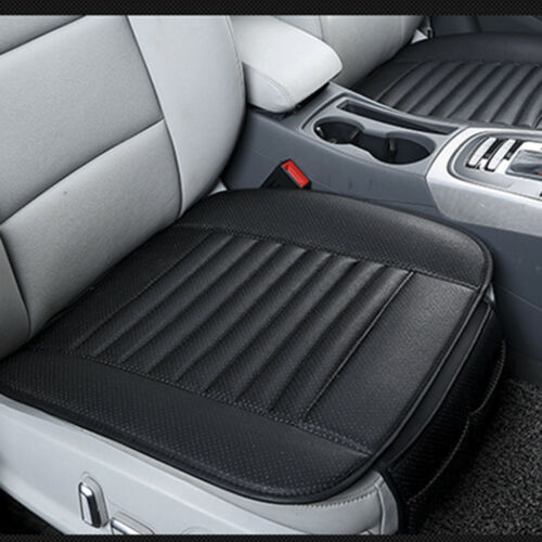 3D Car Seat Cover Breathable PU Leather Pad Mat for Auto Chair Cushion Universal
