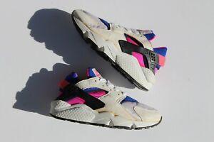 new concept f975c 5a819 Details about Nike Air Huarache 1991 Release OG Colourway Wmns Sz7 VTG Max