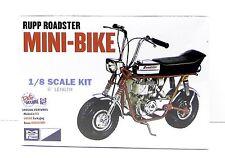 MPC 1960's Rupp Mini Bike 849 Plastic Model Kit Motorcycle 1/8