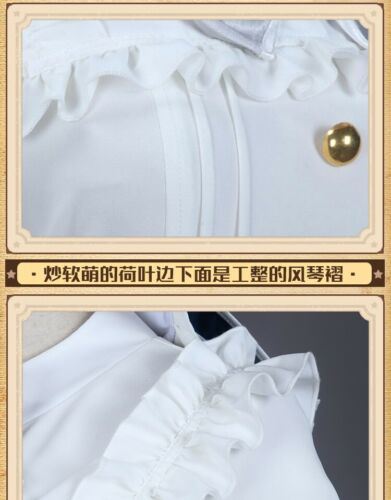 Details about  /Anime Identity V Gardener Dress Costume Set Uniform Outfits Halloween Cosplay