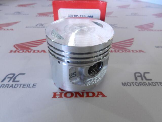 Honda CB 125 S S1 S2 Piston 1. plus Size +0,25 Original New