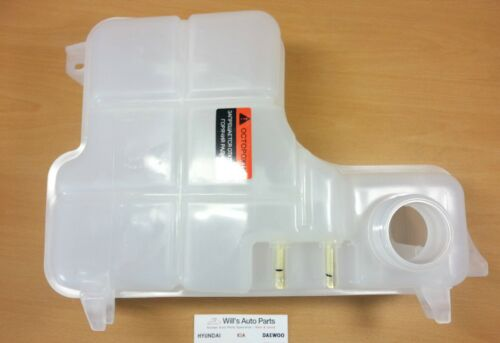 GENUINE BRAND NEW OVERFLOW BOTTLE SUITS HOLDEN EPICA 2005-2010