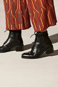 Jeffrey Campbell Zephyr Black Leather