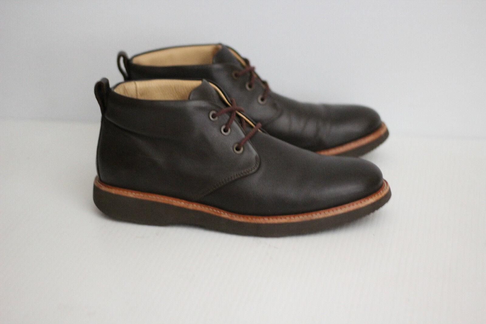 Samuel Hubbard Re-Boot Chukka Boot - Brown - Size 8.5   (S44)