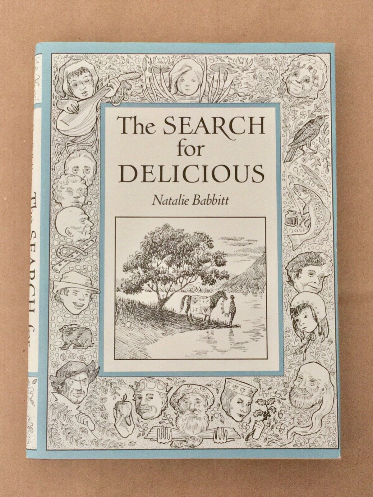 The Search for Delicious by Natalie Babbitt (1969, Hardcover) for sale  online   eBay