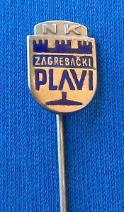 Nk Zagrebacki Plavi Football Club Nk Zagreb Croatia Ex Yugoslavia