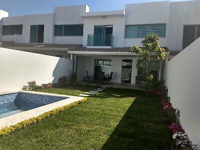 Amplias casas con alberca privada y acabados de lujo 4 recámaras 4 baños y medio