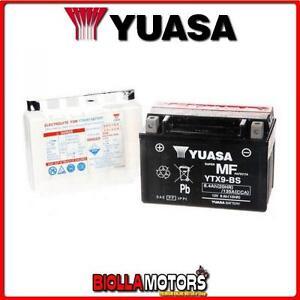 YTX9-BS-BATTERIA-YUASA-ZongShen-Piaggio-ZIP50-50QT-50-E01158-YTX9BS
