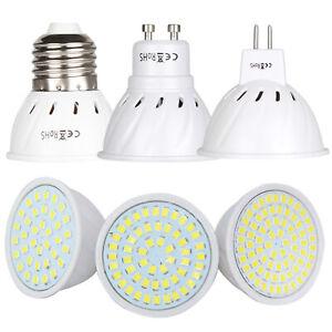 LED-Spotlight-Bulb-E27-GU10-MR16-4W-6W-8W-2835SMD-Light-Lamp-110V-220V-AC-DC-12V