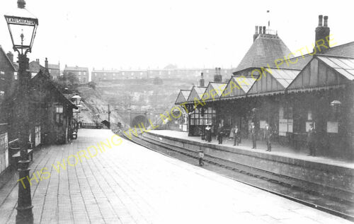 Dewsbury 1 Ossett Wakefield Line GNR. Earlsheaton Railway Station Photo