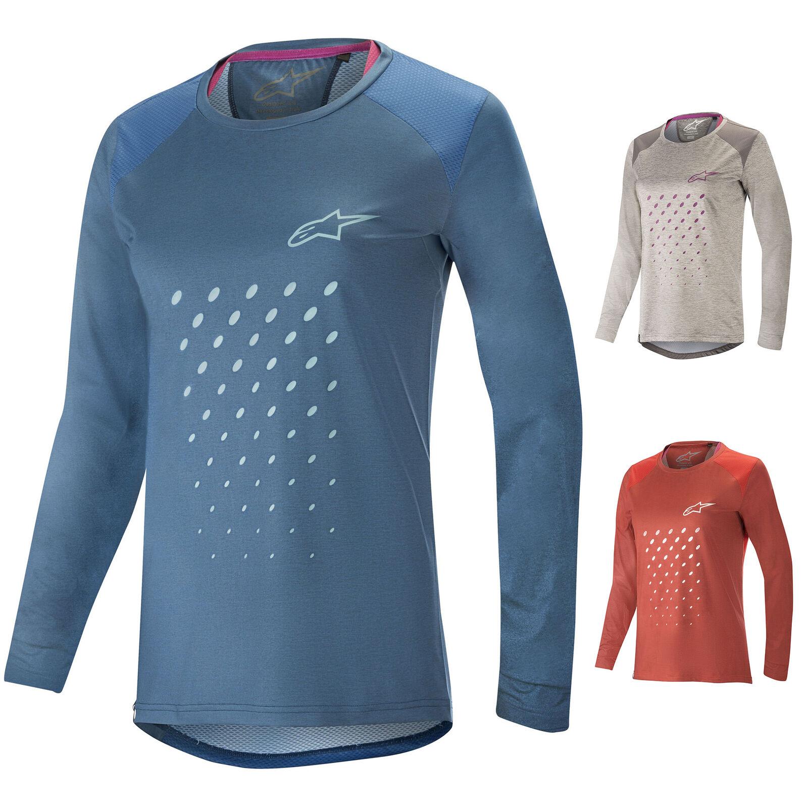 1783819 Alpinestars STELLA ALPS 6.0 JERSEY Womens Ladies T-Shirt Mountain Biking