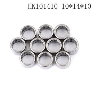 10pcs HK1010 10x14x10mm Double Way Needle Bearing P JiBLUS