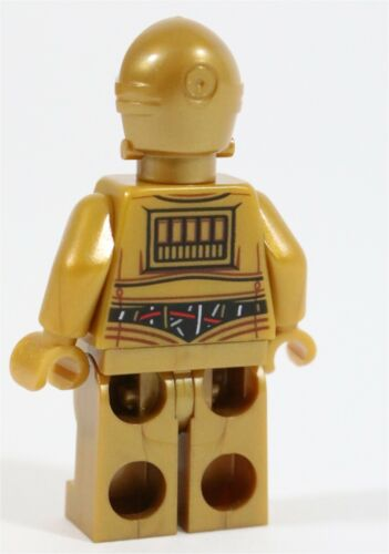 LEGO STAR WARS RESTRAINING BOLT DROID C-3PO C3PO MINIFIGURE 75059 NEW GENUINE