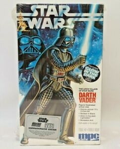 STAR-WARS-DARTH-VADER-11-5-034-FIGURE-MPC-MODEL-KIT-NEW-amp-SEALED-1992-8154
