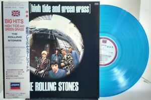 Rolling-Stones-Big-Hits-High-Tide-And-Green-Grass-BLUE-VINYL-JAPANESE-PRESS