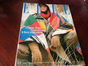 Rivista-Magazine-Elle-France-1-Novembre-1976