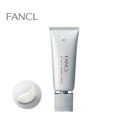 JAPAN Fancl BC line Fancl WASHING CREAM 90g Supreme Anti-Aging Care Tracking