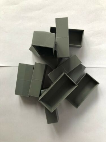 C22 Herpa albedo 1:87 plane f pequeños camiones gris programar 20 pritschenabdeckung STK