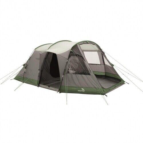 Easy Camp Huntsville 600 Tente tunnel familiale Six personnes tente camping